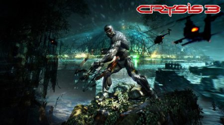 Crysis 3 (Patch/Crack/1.2) [2013 RELOADED]