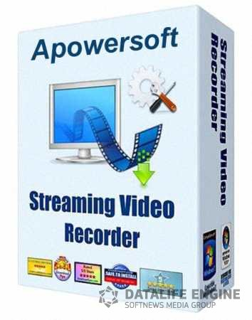 Apowersoft Streaming Video Recorder 4.4.6 Final