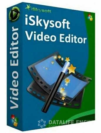 iSkysoft Video Editor 4.1.2 Portable
