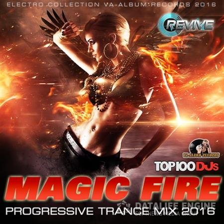 Magic Fire: Trance Progressive (2016)