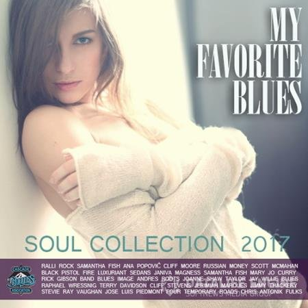 My Favorite Blues: Soul Collection (2017)