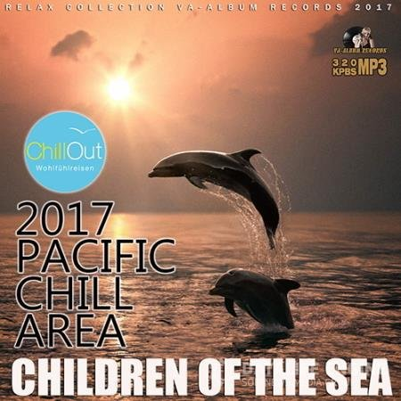 Children Of The Sea: Pacific Chill Area (2017)