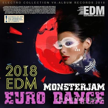 MonsterJam Eurodance (2018)