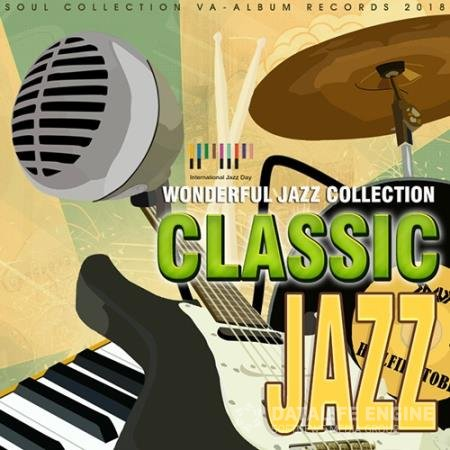 Jazz Classic: Wonderful Collection (2018)