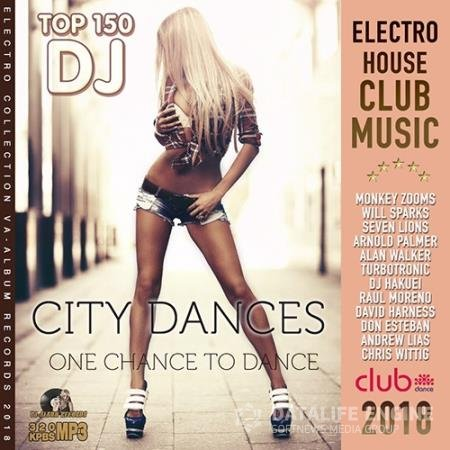City Dances: Top 150 DJ (2018)
