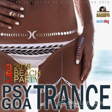 Psy Goa Trance: Beach Party (2018)
