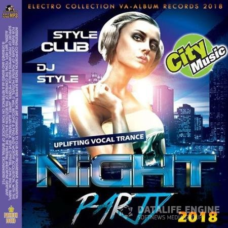 Night Party Style Club (2018)