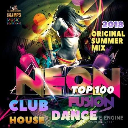 Neon Fusion: Original Summer Mix (2018)