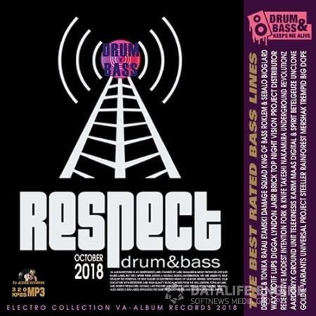Respect Drum & Bass (2018)