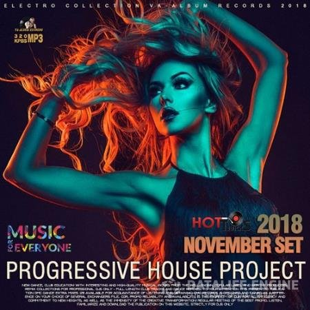 Progressive House Project (2018)