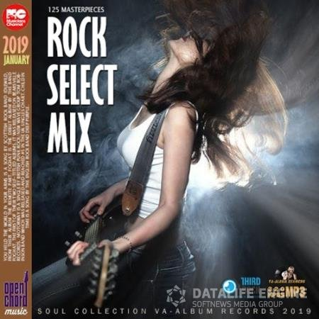 Rock Select Mix (2019)