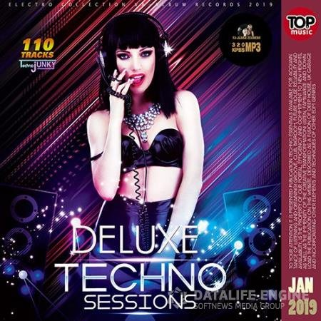Deluxe Techno Sessions (2019)