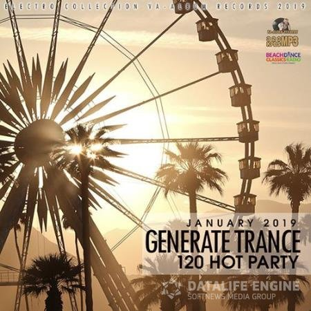 Generate Trance: Hot Progressive Mix (2019)