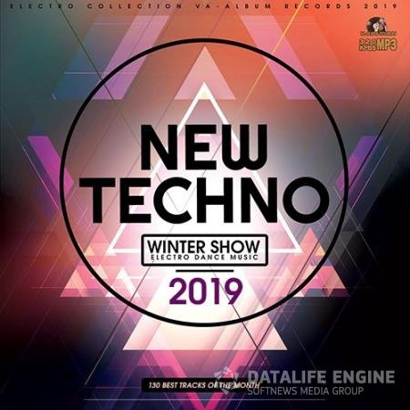 New Techno: Winter Show (2019)