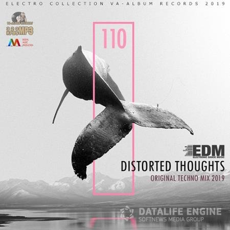 Distorted Thoughts: Techno Electronic (2019)