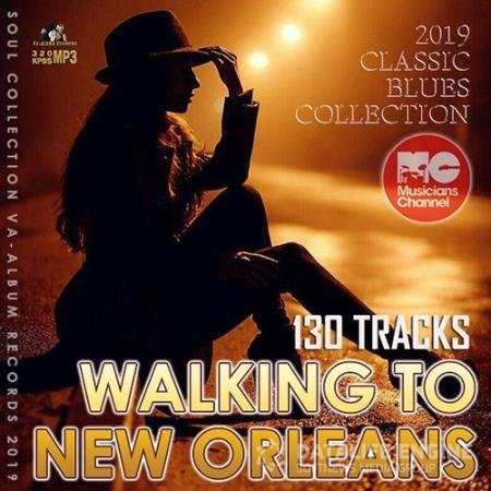 Walking To New Orleans (2019)
