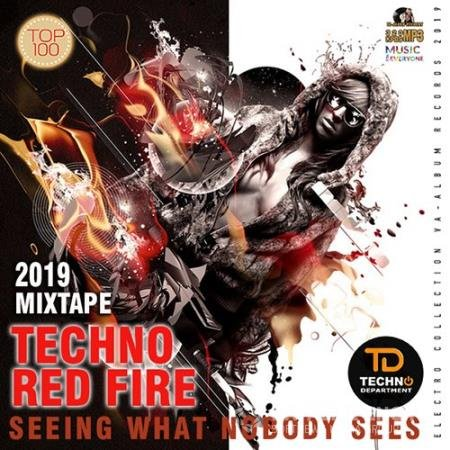 Techno Red Fire (2019)