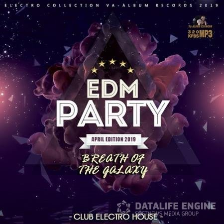 Breath Of The Galaxy: EDM Party (2019)