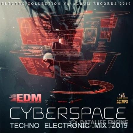 Cyberspace: Techno Electronic Mix (2019)