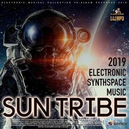 Sun Tribe: Synthspace Electronic (2019)