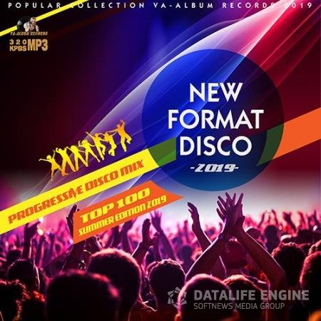New Format Disco: Progressive Mix (2019)