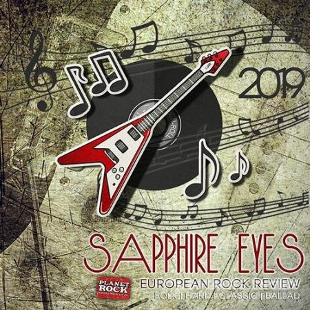 Sapphire Eyes: European Rock Review (2019)