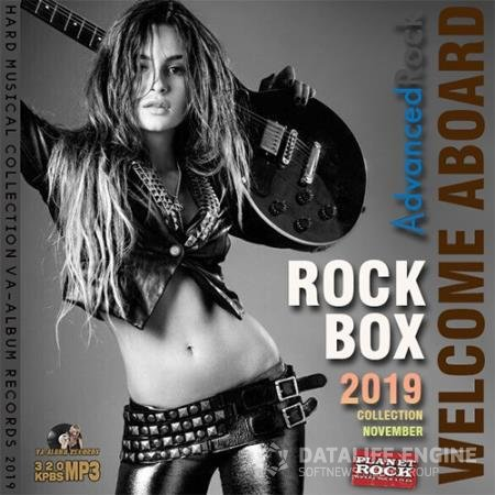 Welcome Aboard: Advanced Rock Box (2019)