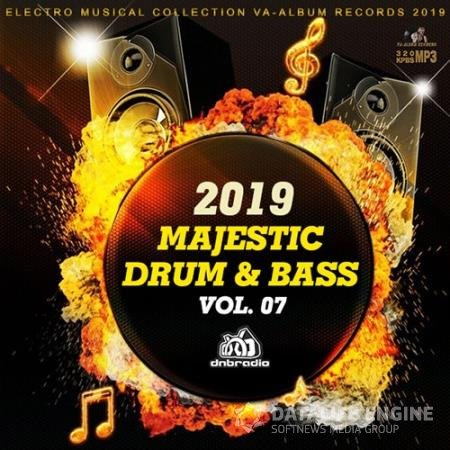 Majestic Drum And Bass Vol.07 (2019)