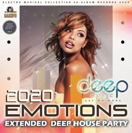 Emotions: Extended Deep House Party (2020)