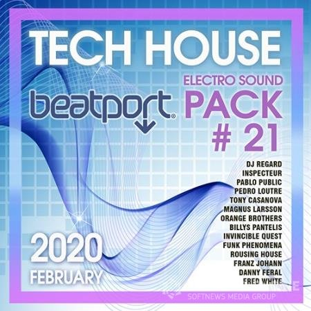Beatport Tech House: Electro Sound Pack #21 (2020)