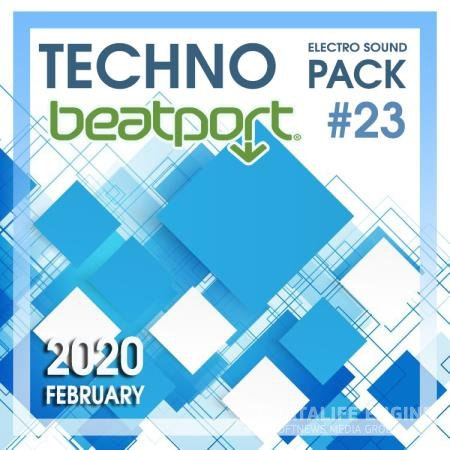 Beatport Techno: Electro Sound Pack #23 (2020)