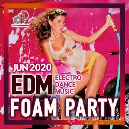 EDM Foam Party (2020)