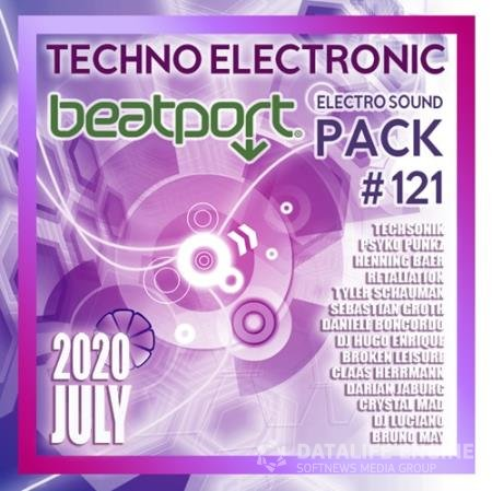 Beatport Techno Electronic: Sound Pack #121 (2020)