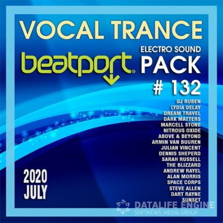 Beatport Vocal Trance: Electro Sound Pack #132 (2020)
