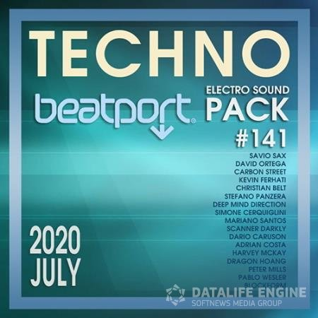 Beatport Techno: Electro Sound Pack #141 (2020)