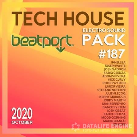 Beatport Tech House: Electro Sound Pack #187 (2020)