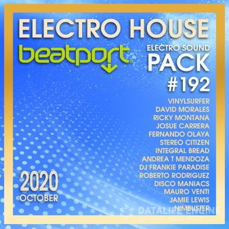 Beatport Electro House: Sound Pack #192 (2020)