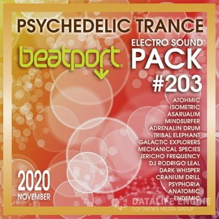 Beatport Psy Trance: Electro Sound Pack #203.1 (2020)