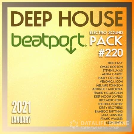 Beatport Deep House: Electro Sound Pack #220 (2021)