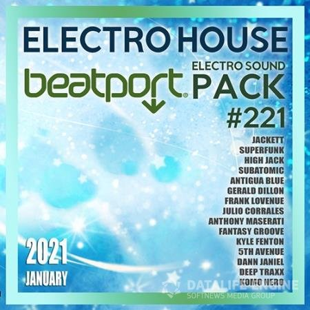 Beatport Electro House: Sound Pack #221 (2021)