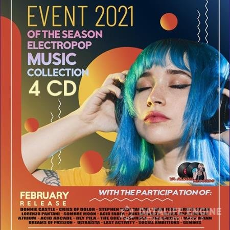 Electropop: Event Of The Season (2021)