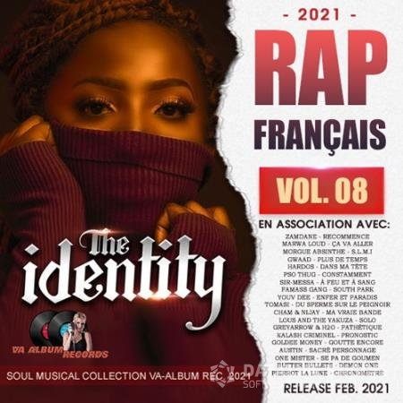 The Identity: Rap Francais Vol. 08 (2021)