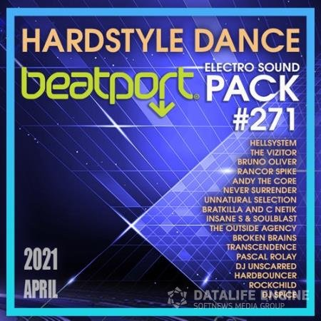 Beatport Hardstyle Dance: Sound Pack #271 (2021)
