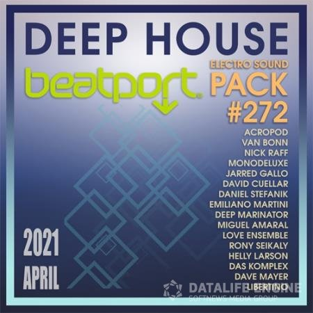 Beatport Deep House: Sound Pack #272 (2021)